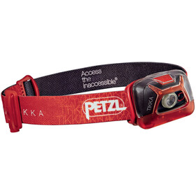 Petzl Tikka Headlamp red/black